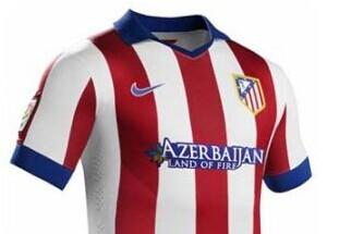 camisetas de futbol Atlético de Madrid baratas