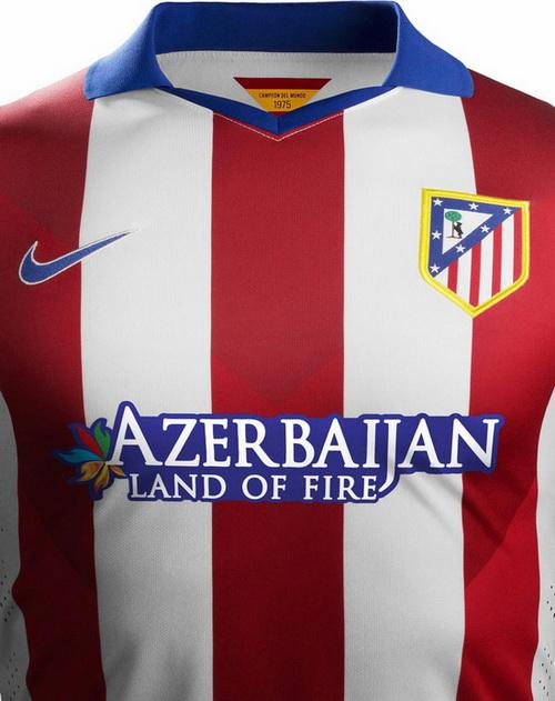 Nueva Camisetas de futbol Atletico de Madrid 2015 (2). camiseta del Atletico  ... bf9d93c0d4b7e